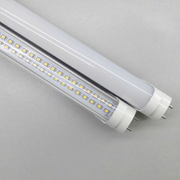 UK led g13 tube 18w smd - 2ft 11W 3ft 18W 4ft 22W 36W 3200lm T8 1.2M Double Row Led Tube Lights SMD 2835 G13 base Lighting Lamp Warm Natural Cool White AC85-265V