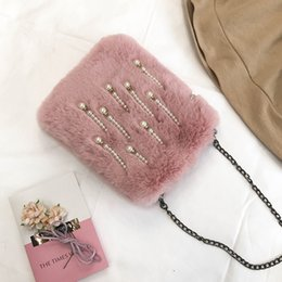 Wholesale Bead Mobile Phone Chain - Lady bags mobile phone bag chains shoulder bag leather famous designer fashion shoulder wallet shoulder bag