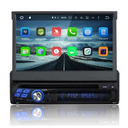 Wholesale Dvd Recorder Player - 2G RAM 32G ROM 8 Core RK PX5 Android 6.0 One Din Auto Car DVD Tape Recorder GPS Navi RDS Radio BT Phonebook Google WIFI 4G Netowork OBD DVR
