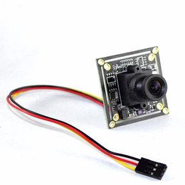 """Wholesale Outdoor Security Cameras Sd - HD 700TVL 1 3"""" sharp CCD PAL or NTSC 3.6mm Mini CCD FPV Camera for RC Quadcopter Drone FPV Photography security camera"""