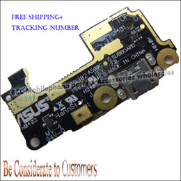 Wholesale Asus Dock - Wholesale- In stock!!Original For ASUS Zenfone 5 A500CG SUBBOARD T00J T00F Charging charger port connector Microphone USB dock Cable