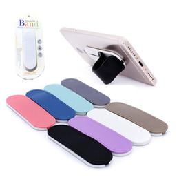 Wholesale Silicone Slip Grip - Universal Phone Finger Ring Holder Anti Slip Secure Silicone Grip Holder Bracket Anti-Slip Handheld Finger Strap Phone Bracket Car Holder