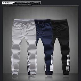 Wholesale Wholesale Pants For Men - Wholesale- new fashion For men trousers jogger pants men pants men leisure trousers cotton pants Asian size M ~ 5XL
