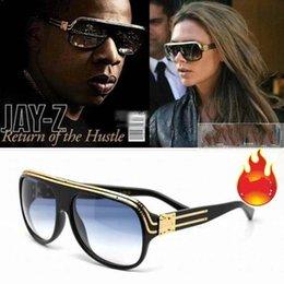 Wholesale Millionaire Sunglasses - Hot Sale Millionaire Z 0098E Men And Women Sunglasses Big Frame Glasses