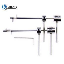 NUOVO Modello HUK Stainless Flagpole Blade Lock Utensili per apertura rapida Utensili per grimaldelli comunemente usati da