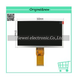 """Wholesale Tablet 21 - Wholesale- New 7"""" inch IPS inner LCD screen display panel WTC07010G06-21 73002017512E For Ainol NUMY 3G AX2 Tablet"""