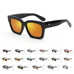 Wholesale Beach Bands - High Quality Sports Sun Glasses Classic Sunglasses Ray Men Women Solid CAT EYE Brand Design Gafas Oculos de Sol Bands Sunglasses