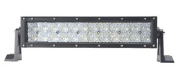 Wholesale Front Row - 120W 22 inch Dual Row LED Work Light Bar SUV ATV Off-Road 4WD 4x4 Jeep 40LEDs(3W) 10800lm IP67 5D 4D light up