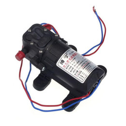 Wholesale Diaphragm High Pressure Water Pump - Wholesale- New Arrival 12V DC Boat Accessory High Pressure Diaphragm Water Self Priming Pump or27