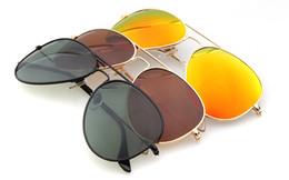 Wholesale Coats Design For Men - Wholesale Hot Aviation Polarized Sunglasses Men Brand Design Classic Polaroid Women Sun Glasses For Male Driving Eyewear Coating Ray3025