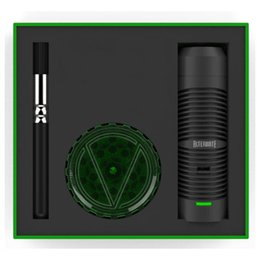 Wholesale 100 Original Hot Vivant Alternate Loose Leaf Vaporizer powered by a chargeable Li ion battery High efficiency heat exchanger