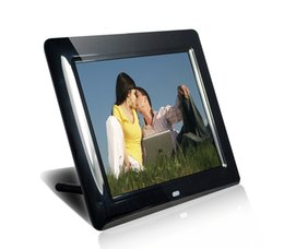 Wholesale Electronic Advertising - 8 inch digital photo frame   electronic   built-in lithium   digital advertising gift album