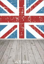 Британский флаг обои деревянный пол фотография фон для свадьбы дети детский компьютер печатный виниловый фон для фотостудии supplier computer background wallpaper от Поставщики обои для рабочего стола компьютера