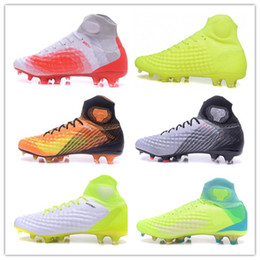 Wholesale Waterproof Shoes Winter Men - 3D programming surface ACC waterproof FG Magista X Proximo II FG Soccer Training Shoes,football shoes,Sneakers Running Shoes,soccer cleats