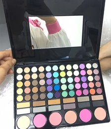 Wholesale Mps Water - HOT MP brand eyeshadow palette 3 types powder shimmer matte high quality dhl shipping