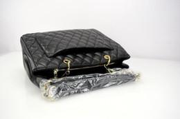 Carteras de piel de oveja online-2016 bolsos de la vendimia bolsos de las mujeres bolsos de diseñador carteras para las mujeres de moda de piel de oveja bolso de cadena de hombro bolsas