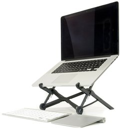 Wholesale Table For Laptop Wholesale - Foldable laptop lapdesk table pc stand support 11.6Inch or Larger size protection of cervical vertebra enhanced nylon