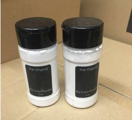 Wholesale White Powder Face - In stock! 2017 With Serial Number makeup artists Loose powder No-Color Powder 3oz Face Powder Makeup two shades White  Skin Color DHL free