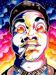 db462748d3a0 Chance the Rapper Acid Rap Fabric poster 32