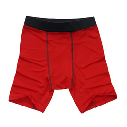 Wholesale Half Tights - Wholesale-Men Quick Dry Half Cycle Comfort Tight Bottom Compression Shorts
