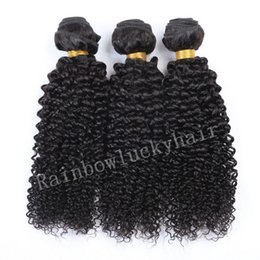 Wholesale Wholesale Prices For Malaysian Hair - 8A Malaysian Kinky Curly Hair 3Pcs lot Kinky Curly Hair Bundles Full head Style for Black Women Factory price Afro Kinky Curly Weaves