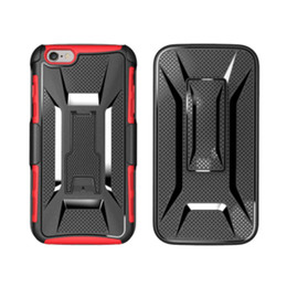 Wholesale Iphone Swivel Cases - X Shape Shockproof Hybrid Rugged Defender Armor Case Kickstand + Swivel Belt Clip Holster Cover for iphone Samsung LG Huawei ipad cases 50pc