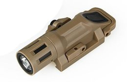 Wholesale Night Hunt - Outdoor Hunting Night Evolution Mounted LED Multifunction White WML Light Tactical Combat Quick Detachable Flashlight Black Sand pink