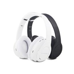 Canada Casque Bluetooth 4.1 pliable sans fil pour radio FM et chaîne stéréo DJ avec boîte-cadeau pour appels / musique cheap radio dj Offre