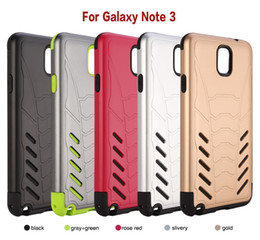 Wholesale Galaxy Note Silicon Case - For Samsung ON 5 Anti-knock Protective Phone Case For Galaxy J7(2016) Armor Defender Shockproof Back Covers For Note 3 Silicon+PC Phone Case