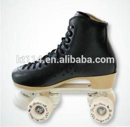 Wholesale Roller Speed Skate Wheels - Wholesale- 2016 B&G Wholesale Price 4 Wheel Speed Roller Skates