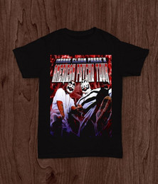 Wholesale American Psycho Shirt - INSANE CLOWN POSSE AMERICAN PSYCHO TOUR HIP HOP DUO BLACK T-SHIRT S M L XL 2XL
