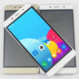 Wholesale P9 Quad Core - Jiake P9 5.5 Inch Android 6.0 3G Smart Phone 1GB 8GB Dual Sim Quad Core MTK6580 5Mp Camera 960*540 Screen