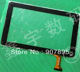 Wholesale Digitizer 9inch Tablet - Wholesale- H-CTP090-001A 9inch capacitive touch screen digitizer panel for Allwinner A13 T90 tablet pc H-090-001-B Fpc