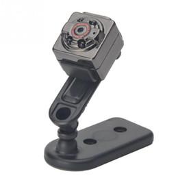 Wholesale Digital Camera Dc - Wholesale-HD Cam Mini Camera SQ8 1080P 720P Camera DV DC Audio Video Recorder Infrared Night Vision Digital Cam Support 32GB TF Card