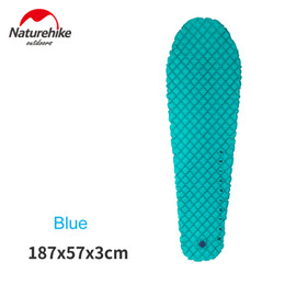 Wholesale Moisture Proof Bags - Wholesale-Naturehike Ultralight Outdoor Sleeping Pad Tent Air Mat Moisture-proof Mattress for Mummy Sleeping Bag NH17T023-T