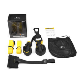 Wholesale Professional Workout - Gym Strap Suspension Body Fitness Trainer,Fitness Tension Yoga Rope,Home Gym Training Workout Exercise Kits,Professional Competitive Edition