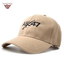 UK Wholesale- New Fashion Women Men Embroidery Letter Baseball Hats Unisex Snapback Hip Hop Custom Black Khaki Gray Navy Blue Sports Cap BQ036 DHgate Mobile