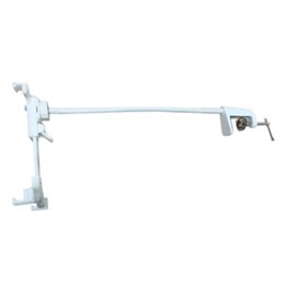Canada Gros-360 Rotary lit Support Tablet PC Support de montage pour iPad Mini pour tablette iPad Air PC blanc Ipad Support réglable cheap white ipad stand Offre