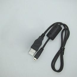 Wholesale Digital Video Cables - 1.5m Replacement USB Cable UC-E6 for Nikon COOLPIX S4000 S4200 S5100 S70 S80 S800C S8000 D3200 D5000 L20 L22 L100 L120 Digital Camera US03