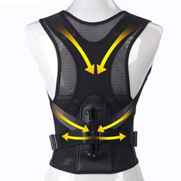 Wholesale shoulders support - New Universal Unisex Posture Corrector Shoulder Back Posture Support Belt Health Care Correctors for Kid Adult
