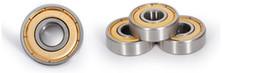 Wholesale Chrome Speed - Skate High Speed Bearings Drift Plate Skateboard Bearings Chrome Steel Material Grade ABEC-11 Low Noise Super Smooth