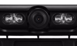 Wholesale High Definition Car Night Vision - 170 Degree Viewing Angle High Definition European Car Licence Plate Car Rear View Camera with Night Vision Rearview Waterproof
