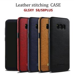 Wholesale Mobile Phone Special Case - 2017 special offer for samsung tpu leather case pu business samsung s8 plus cases full package soft shell new star mobile phone cover
