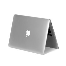 """Wholesale Laptop Hard Cover Skins - Glossy Metallic Hard Skin Case Cover for Macbook Pro Air 11.6 air 13.3 air 13.3 pro   15.4 pro  Pro Retina 13"""" 15""""   12inch hot sale DHL"""