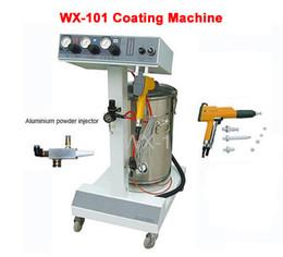 Wholesale Powder Coating Guns - WX-101 Electrostatic Spray Powder Coating Machine with Spraying Gun Paint