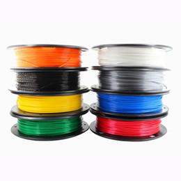 380M PLA 3d filamento stampante ad alta resistenza pla filamento impressora 3d filamento 1.75mm 3d penna plasti filamento da grandi decorazioni natalizie fornitori