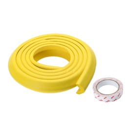 Wholesale Corner Safety - Wholesale- Baby Safety Edge Corner Guards Child Safety Corner Protection Cover Kids Desk Table Edge Cover Protector 2M