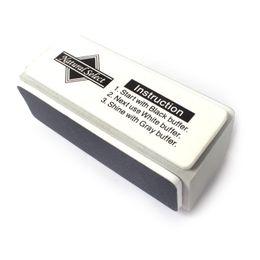 Wholesale Nail Shining Buff - Wholesale- New 3 Ways Nail Buffer Block Shining Buffer Buffing Glock For Nail Art Manicure