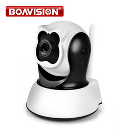 Wholesale Night Security Camera Wireless - 720P IP Wifi Camera Wireless 1080P Security Canera Wi-fi IR 8M Night Vision Two Way Audio Surveillance Network Indoor Baby Monitor