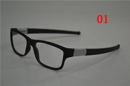 Wholesale Framed Floral Prints - top fashion brand designer men women sunglasses frames optical sports eyeglasses frame top quality OX8034 in box case